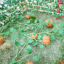 MP Scenery Products 70104 - O Scale - Pumpkins 2-1/2
