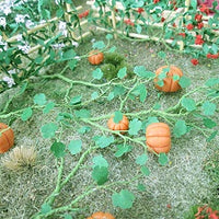 "MP Scenery Products 70103 - HO Scale - Pumpkins 1-3/8"" Length, 6/pk"