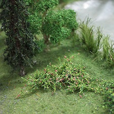 "MP Scenery Products 70121 - HO Scale - Raspberries Plants 5/8"" Height, 12/pk"