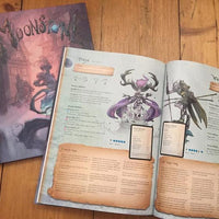 Moonstone - GKG - MS-RB001 - Moonstone Rulebook