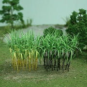 "MP Scenery Products 70128- O scale - Sugarcane Plants, 2 1/2"" Height, 30/pk"