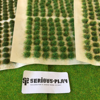 Serious-Play - Summer 2mm / 4mm / 6mm Static Grass Tuft Set
