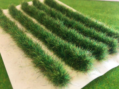 Serious-Play - Summer Tall Strips 14cm - Static Grass Tufts