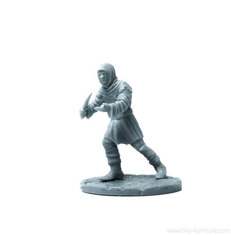Tiny-Furniture - TF-F18 - Thief - UNPAINTED