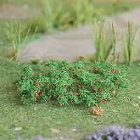 "MP Scenery Products 70105 - HO Scale - Tomatoes 3/4"" Height,16/pk"