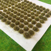 Serious-Play - Yellow Brown Standard Static Grass Tufts