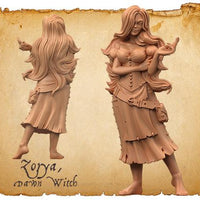 Moonstone - GKG - MS-TB014 - A Witch in Time Troupe Box