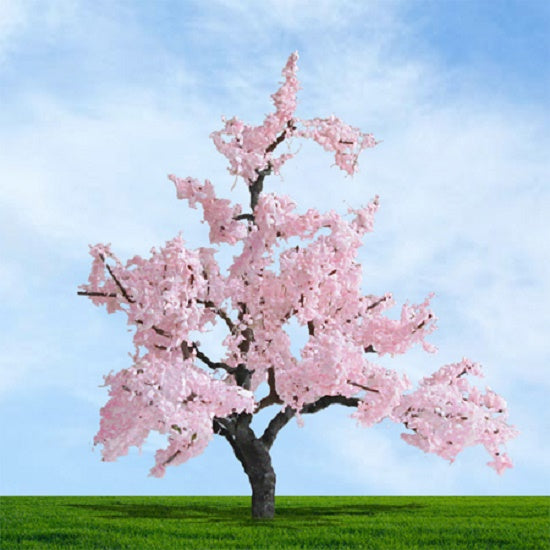 "MP Scenery Products 70511 - HO Scale - Blossom Cherry 3"" to 4"", 2/pk"