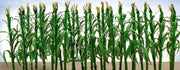 "JTT Scenery Products 95553 - O Scale - Corn Stalks 2"" 28/pk"