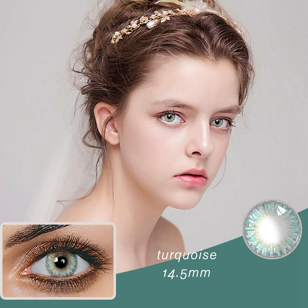 12 Color Contact Lenses Fonsany 1