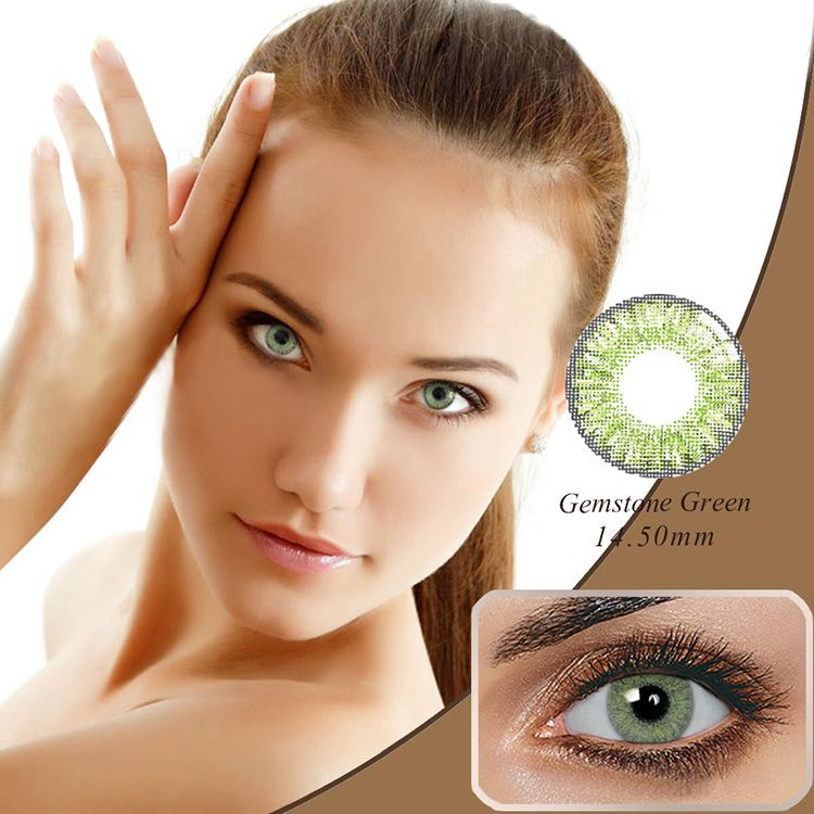 12 Color Contact Lenses Fonsany 12