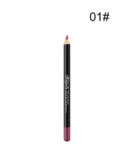 12-color nude matte lip liner Fonsany Colour 01