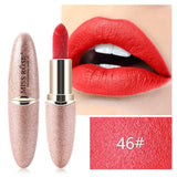 18 Colors Matte Waterproof Velvet Lip Stick Fonsany Colour New 46