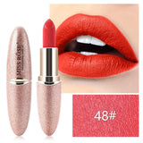 18 Colors Matte Waterproof Velvet Lip Stick Fonsany Colour New 48