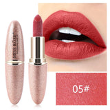 18 Colors Matte Waterproof Velvet Lip Stick Fonsany Colour New 5