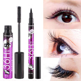 36H Black Waterproof Liquid Eyeliner Set Fonsany