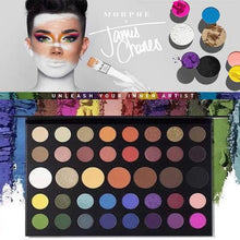 Load image into Gallery viewer, 39 Color Professional EyeShadow Palette Eye Shadow Fonsany 39 COLOR EYESHADOW