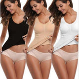 3pcs/set of Body Shaper Ejpop black white khaki S One Size