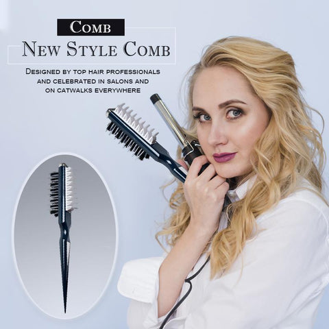 (50% OFF TODAY!!)New Style Comb Designed by top hair professionals Beauty honestserchant 1PCS