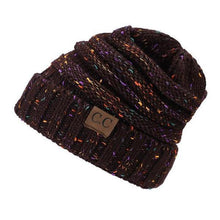 Load image into Gallery viewer, A Handmade Soft Knit Beanie myurbanluxe Confetti Coffee