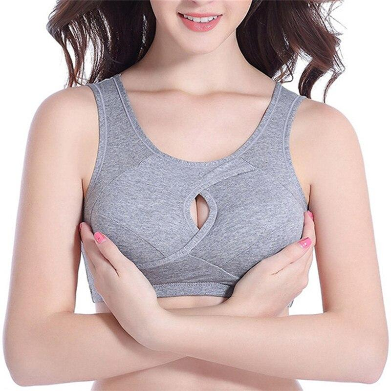 Anti-Sagging Wirefree Bra (Set Of 3) Fonsany Colour