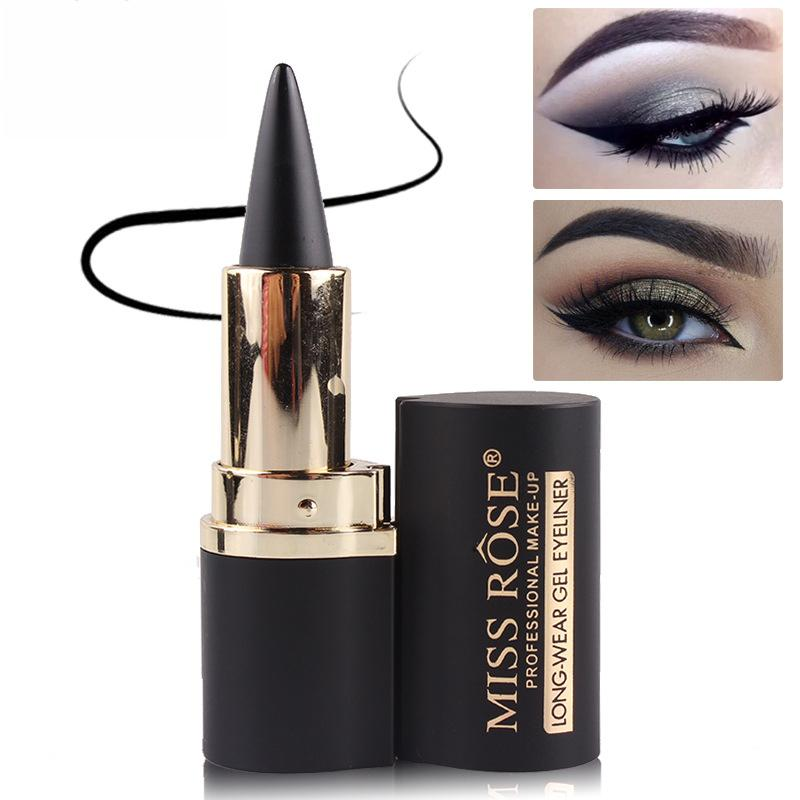 Black Long Lasting Waterproof Eyeliner Gel Eyeliner Fonsany