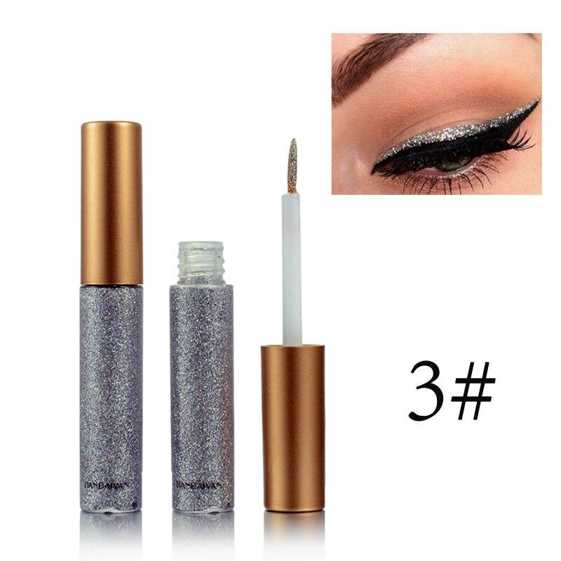 Colorful shiny eyeliner Eyeliner Fonsany 3