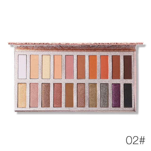 Cosmos Eyeshadow Makeup Palette Eye Shadow fonsany Cosmos Palette 02