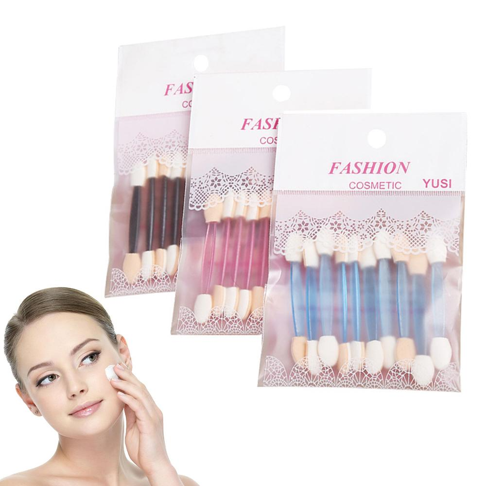 Disposable Sponge Dual Sided Makeup Brush Makeup Brushes fonsany
