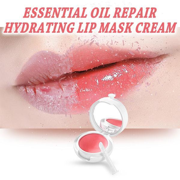 Essential Oil Repair Hydrating Lip Mask Cream Beauty amgoshop BUY 1 ONLY