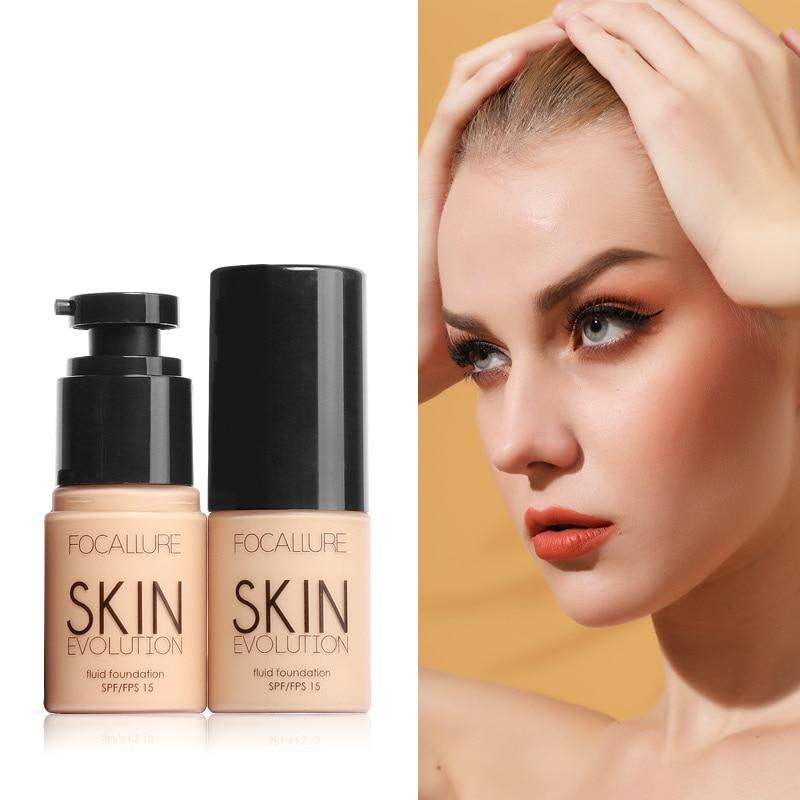 Face Makeup Liquid Foundation Fonsany