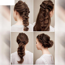 Load image into Gallery viewer, Girls Hair Clips Tress Hair Accessories Head Bands fonsany
