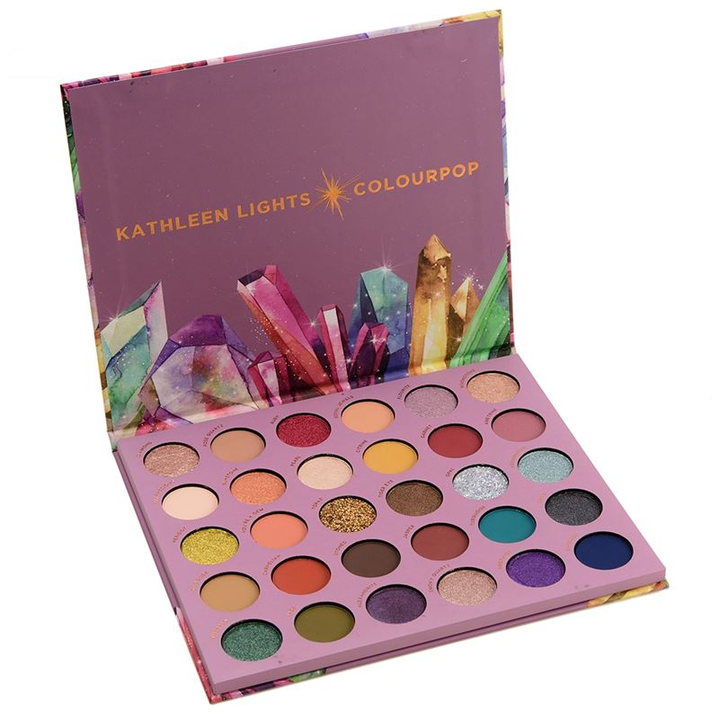 Glazed Bright Diamond 30 Color Eyeshadow Fonsany Colour