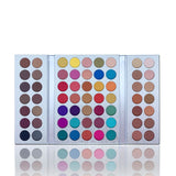 Gorgeous Me High Gloss Matte Eyeshadow / 63 Color Fonsany