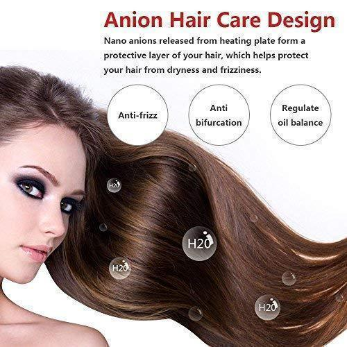 Hair Straightening Styler Health & Beauty camillan US