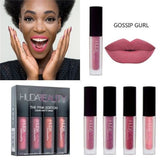 Liquid Matte Minis Blushed Nudes Lip gloss Fonsany PINK EDITION