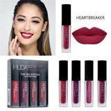 Liquid Matte Minis Blushed Nudes Lip gloss Fonsany RED EDITION