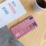 Makeup Eyeshadow Palette Phone Case iphone case Today Special Value