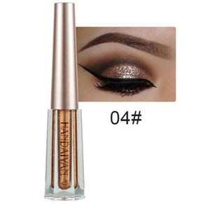Metallic Diamond Shimmer Liquid Eyeshadow Fonsany 04