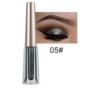 Metallic Diamond Shimmer Liquid Eyeshadow Fonsany 05