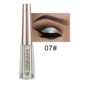 Metallic Diamond Shimmer Liquid Eyeshadow Fonsany 07
