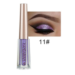 Metallic Diamond Shimmer Liquid Eyeshadow Fonsany 11