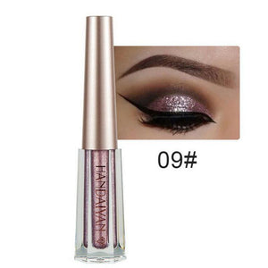 Metallic Diamond Shimmer Liquid Eyeshadow Fonsany 9