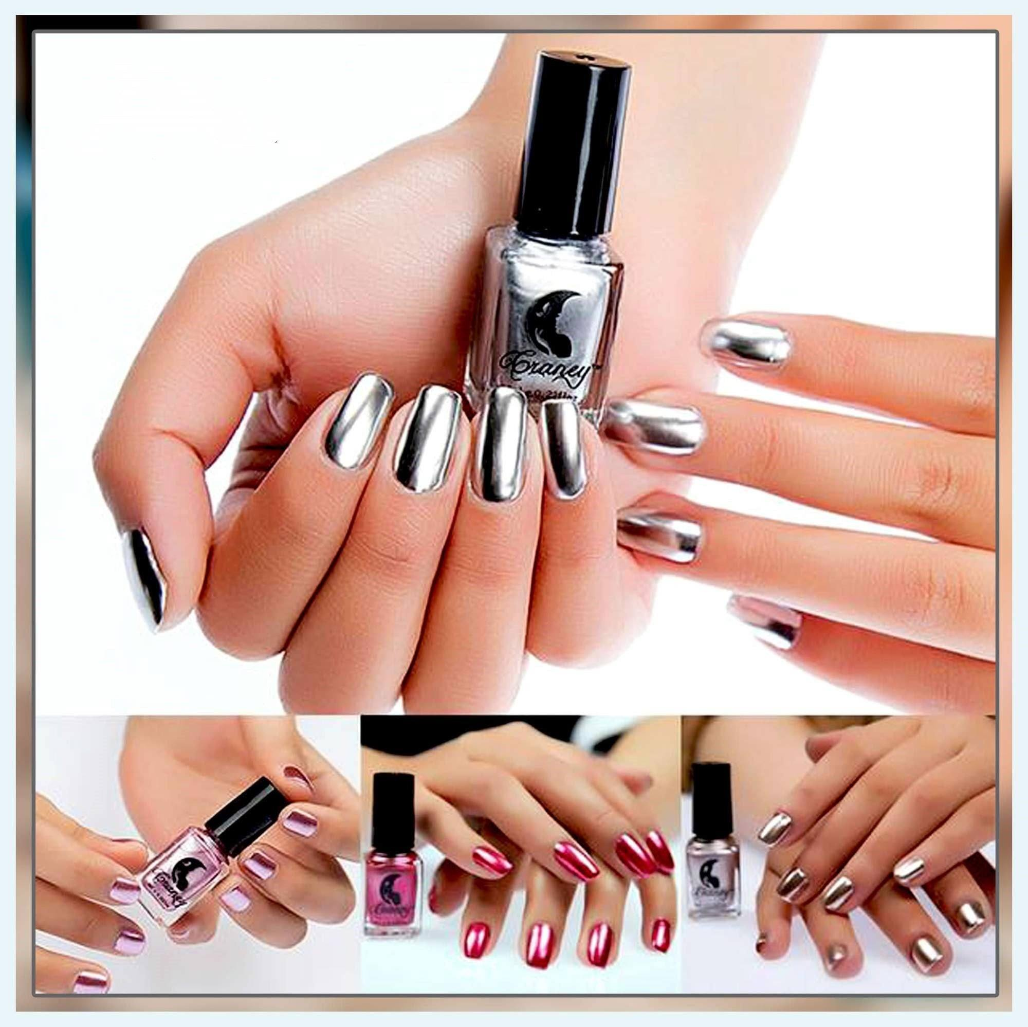 METALLIC NAIL POLISH Fonsany