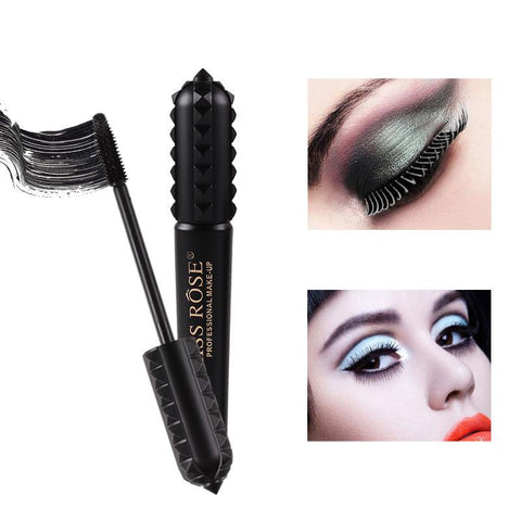 Natural Curling Black Waterproof Mascara Mascara Fonsany