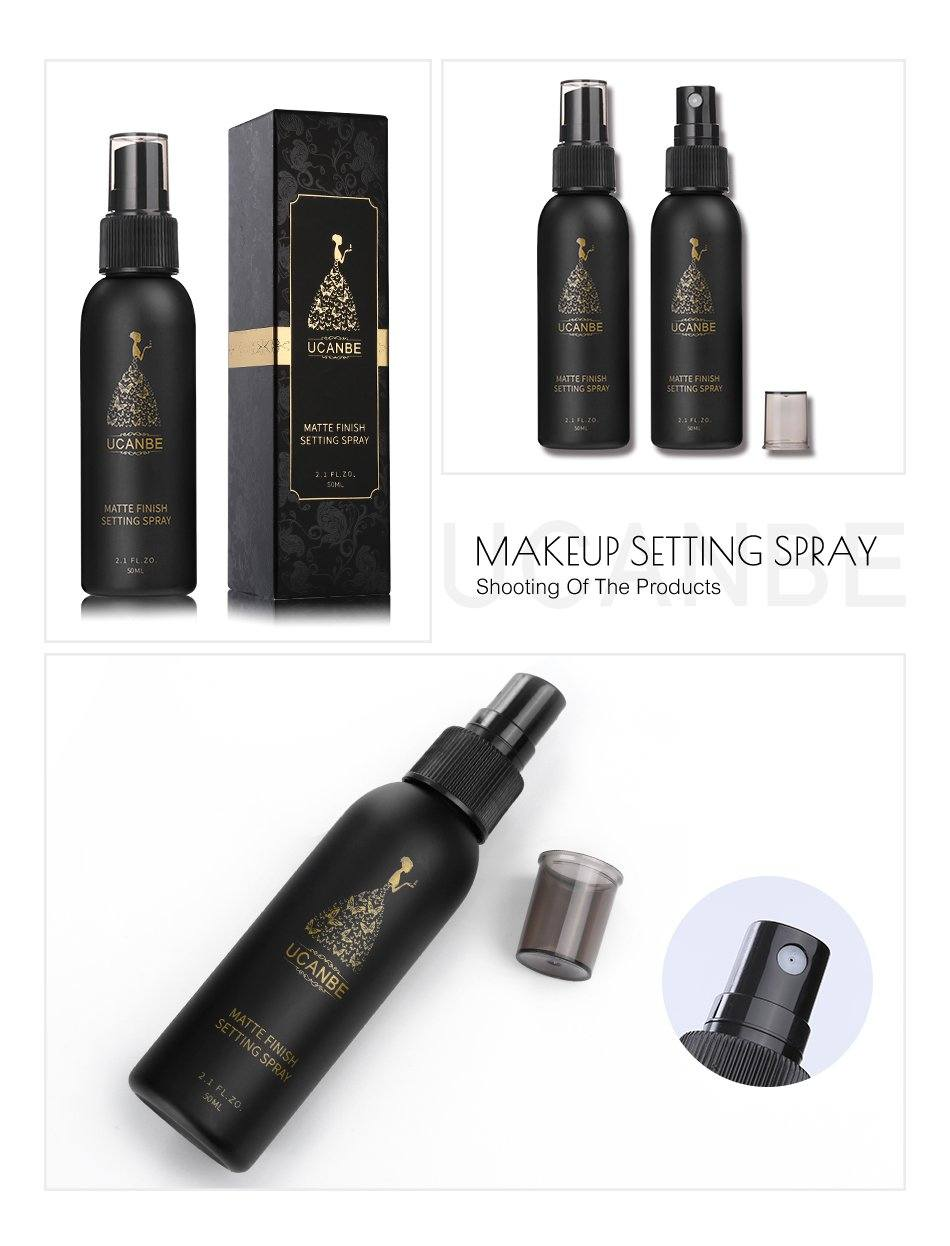 Natural Long Lasting Makeup Setting Spray fonsany