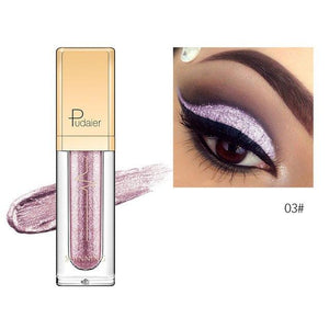 New Waterproof Shiny Liquid Eyeshadow Eye Shadow Fonsany 03
