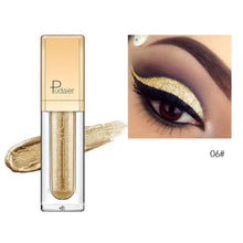 Load image into Gallery viewer, New Waterproof Shiny Liquid Eyeshadow Eye Shadow Fonsany 06