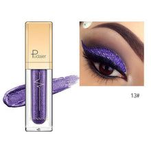 Load image into Gallery viewer, New Waterproof Shiny Liquid Eyeshadow Eye Shadow Fonsany 13