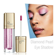 Load image into Gallery viewer, New Waterproof Shiny Liquid Eyeshadow Eye Shadow Fonsany